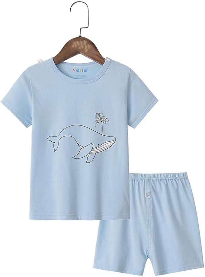 Chickwin Conjuntos de Pijama para Niñas, 100% Algodón Pijamas de ...