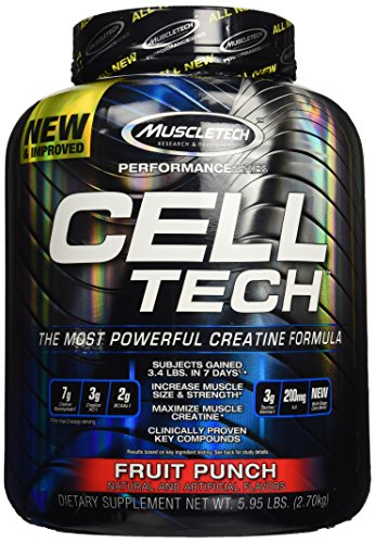 MuscleTech Celltech Hardgainer Creatine Formula product image