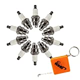 HURI 10 Spark Plug Replace NGK BPMR7A Bosch WSR6F 7547 Champion RCJ6Y John Deere TY6062