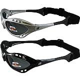 2 Pair Birdz Seahawk Polarized Sunglasses Floating Jet Ski Goggles Sport...