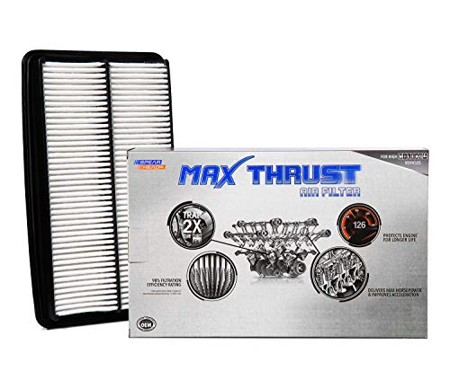 Spearhead MAX THRUST Performance Engine Air Filter For Low &