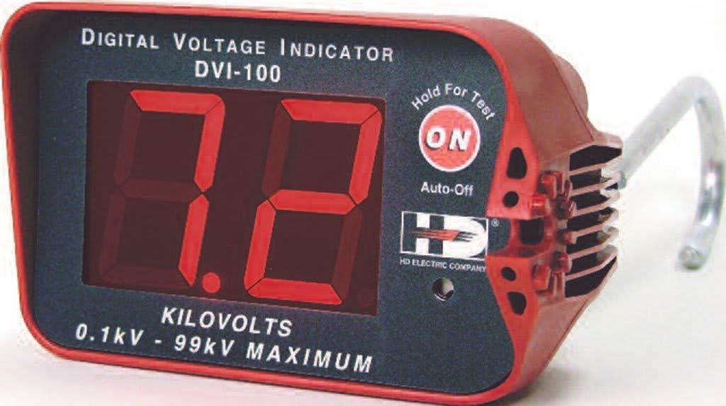 HDE DVI-100 Digital Voltage Indicators