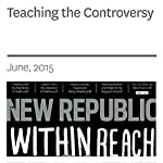 Teaching the Controversy | Benjamin Anastas