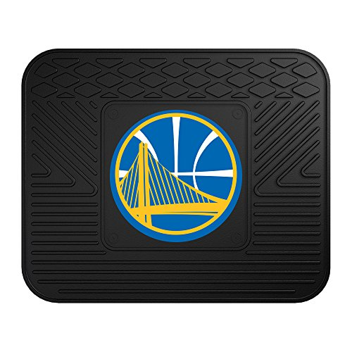 Nba Mats (FANMATS NBA Golden State Warriors Vinyl Utility Mat)