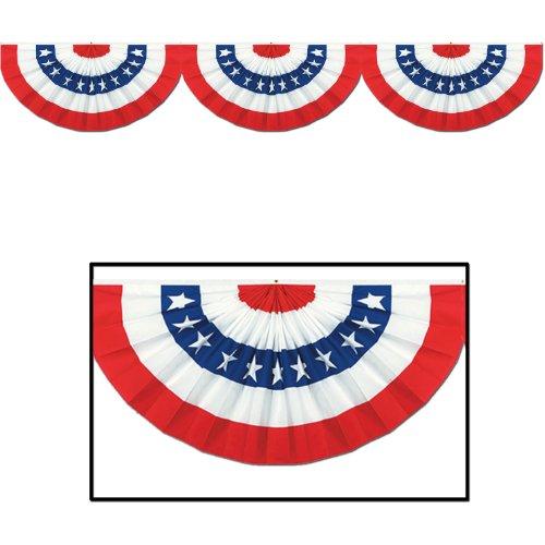 Beistle 55060 Jointed Patriotic Bunting