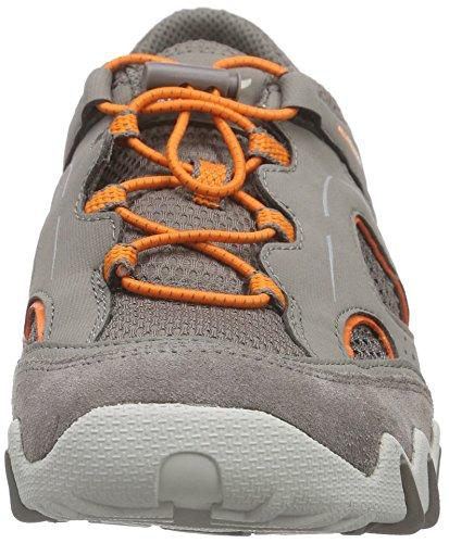 Zapatillas Mujer Grigio s Mephistonatal Gris 60 60 wSdnnxq5R
