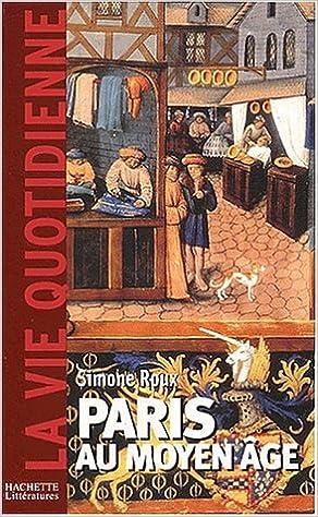 Meilleur ebook gratuit téléchargement gratuit Paris au Moyen-Âge in French PDF MOBI 2012354203