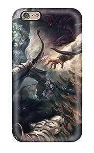 ZippyDoritEduard Premium Protective Hard Case For Iphone 6- Nice Design - Battle Fantasy Abstract Fantasy