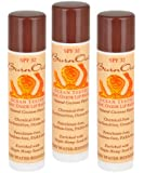 SPF Lip Balm - Natural Coconut (3 pack)