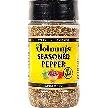 Johnny's Seasoned Pepper, 5 Ounce