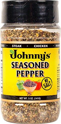 (Johnny's Seasoned Pepper, 5 Ounce)