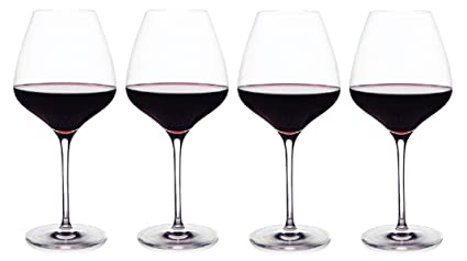 dc07dcc19670 The One Wine Glass - Perfectly Designed Shaped Red Wine Glasses For All  Types of Red