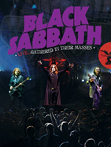 Black Sabbath Live… Gathered In Their Masses Blu Ray [Blu-ray]
