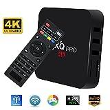 AKASO MXQ Pro 4K TV Box Android 5.1 Quad Core HDMI 2.0, 1GB RAM 8GB Flash, Google Smart tv box