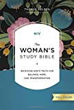 #5: NIV, The Woman's Study Bible, Hardcover, Full-Color: Receiving God's Truth for Balance, Hope, and Transformation