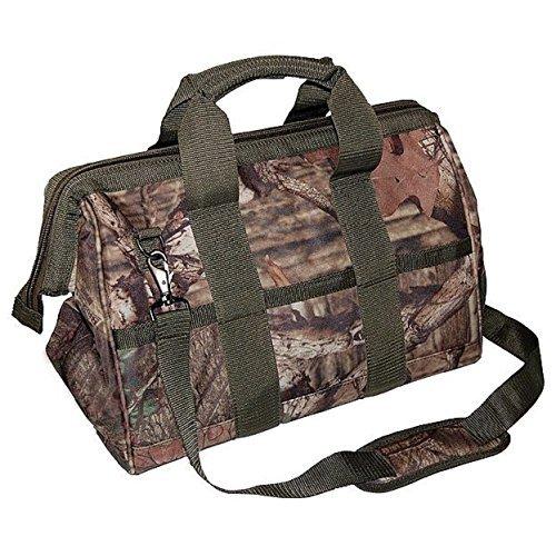 Bucket Boss 81033 Gatemouth Green Camo 16 Inch Tool Bag w/ 16 Pockets by Bucket by Bucket
