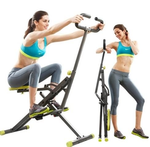 H-TRAINING 下半身運動 全身有酸素運動器具 Muscle Training スクワット Squat Fitness Home training HS-10(海外直送品) B07D14Y944