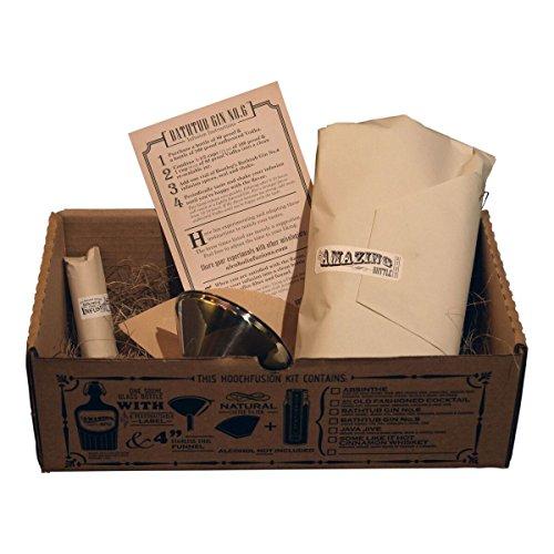 homemade gin kit instructions