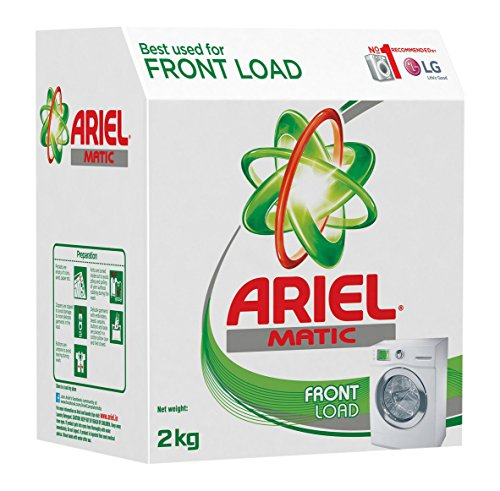 Ariel Matic Front Load Detergent Washing Powder – 2 kg