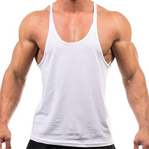 a450e13b2656d4 Laitb Herren Sportshirt Sport Tank Top Trägershirt Tanktops Fitness Shirt  Unterhemd  Amazon.de  Sport   Freizeit