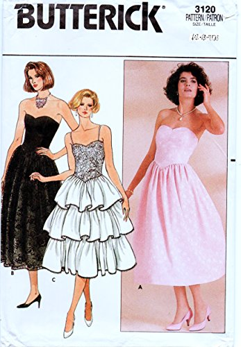 80 dress patterns - 5