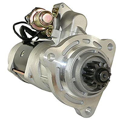DB Electrical SDR0456 Starter For Freightliner C112, C120 Century Class, Classic, Columbia 01-07 /Sterling A-Line A9500 /AT9500 03-07/L-Line 7500, 8000, 8500, 9500 03-07 /Western Star: Automotive