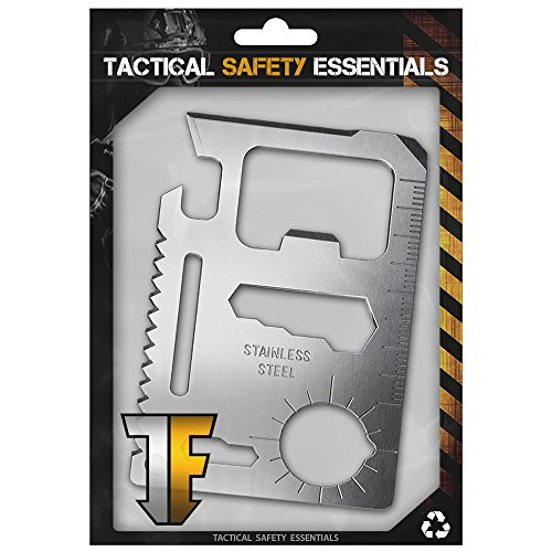 Tactical Safety Essentials Multitool Survival