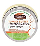 Palmer's Cocoa Butter Formula Tummy Butter Balm for Stretch Marks and Pregnancy Skin Care, 4.4 oz. (Pack of 3)