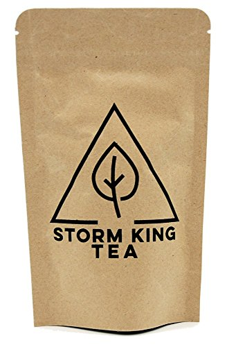 (Golden Bud Yunnan Black Tea - Dian Hong, 100 grams. Loose Leaf Tea 100g Yunnan Tea (3.5oz; 3.5 oz); by Storm King Tea)