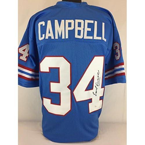 80%OFF Earl Campbell Signed Jersey - Coa - JSA Certified - Autographed NFL  Jerseys 2da10676a