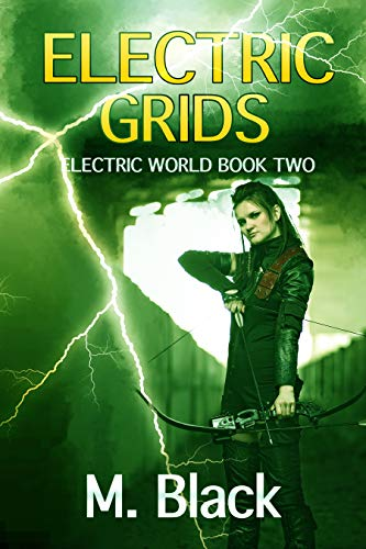 Electric Grids (BOOK TWO of ELECTRIC WORLD) by [Black, M.]