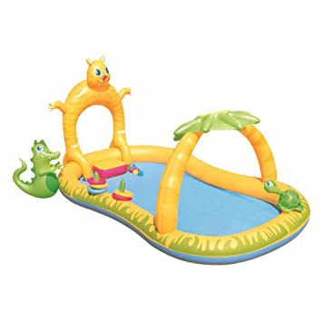 Amazon.com: KIKBLW piscina inflable, piscina inflable para ...