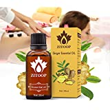 Dragon Honor NEW Lymphatic Drainage Ginger Oil