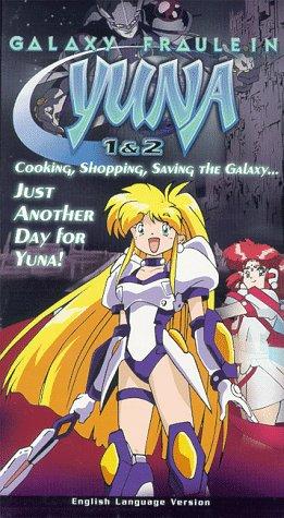 Galaxy Fraulein Yuna 1 & 2 [VHS]