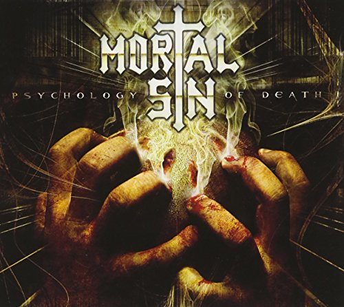 Mortal Sin: Psychology of Death (Limited Edition) (Audio CD)