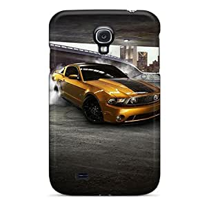 Waterdrop Snap-on Mustang Case For Galaxy S4