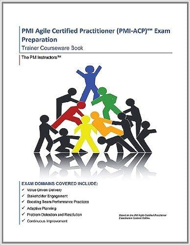 Amazon.com: PMI Agile Certified Practitioner (PMI-ACP) Exam ...