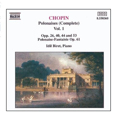 Chopin: Polonaises Vol. 1 Houston Mall 70% OFF Outlet