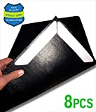#7: Steady Grip Rug Grippers - Best 8pcs Anti-Curling Anti-Slip Rug Gripper. Keeps Rug in Place and Corners Flat. Premium Carpet Gripper with Renewable Gripper Tape