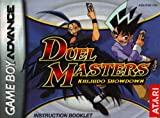 Duel Masters - Kaijudo Showdown GBA Instruction Booklet (Game Boy Advance Manual only) (Nintendo Game Boy Advance Manual)