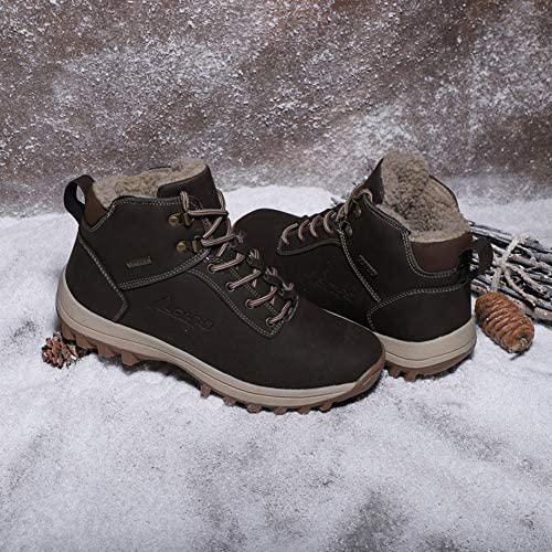 スノーブーツ ショートブーツ アウトドアシューズ ハイキング メンズ ブーツ メンズ 靴 冬用 ショートブーツ ハイカットブーツ 防水 冬靴 アウトドア 男性用 ブーツ カジュアル マーティンブーツ