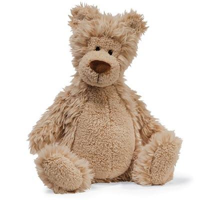 "Gund Scamper Ivory 13"" Bear Plush"