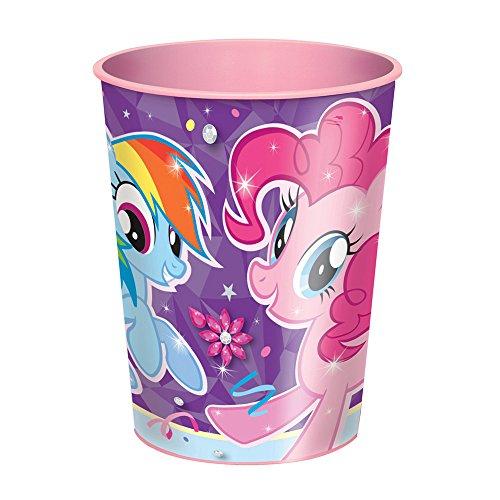16oz My Little Pony Plastic Cups, 12ct