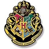 "Ata-Boy Harry Potter Hogwarts Crest 3/4"" Full Color Enamel Pin"