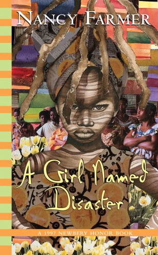 book cover of A Girl Named Disaster