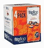 Flip Flop Fizzy Sangria, 4 pk cans, 250 ml
