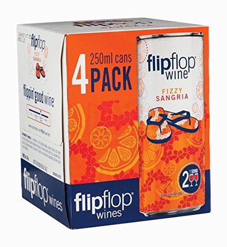 Flipflop Fizzy Sangria, 4 pk, 250 ml cans