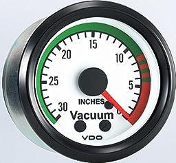 VDO 150 212 Vacuum Gauge Kit