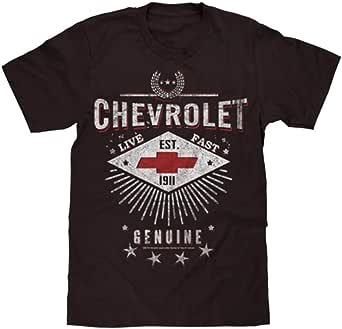 JoJmx Chevrolet Live Fast Licensed Men's T-Shirt