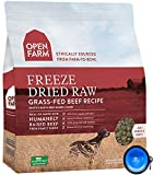 Open Farm Freeze Dried Raw Grain Free Dog Food 13.5 oz Bundle with Hotspot Pets Collapsible Pet Bowl